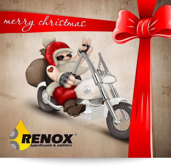 Merry Christmas by Renox srl - lubrificanti & additivi