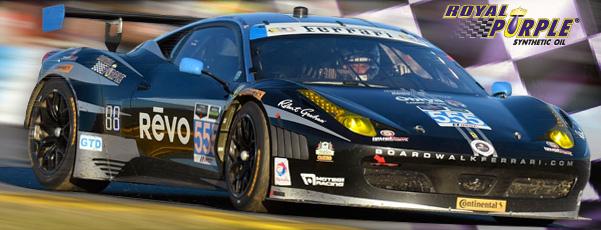 La Ferrari 458 GT vince la classe GTD alla 24 ore di Daytona