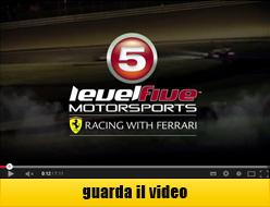 Video della 24 ore di Daytona con Level 5 Motorsports