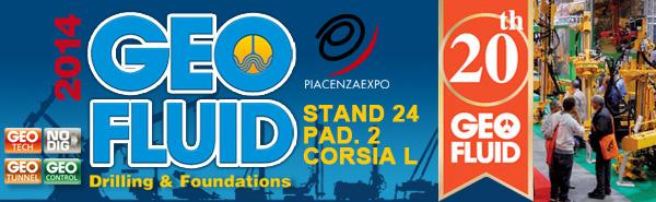 Renox al 20° Geofluid Drilling & Foundations - Piacenza Expo